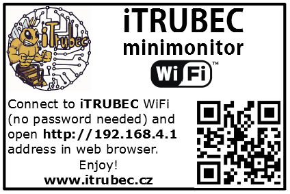 iTRUBEC mini monitor